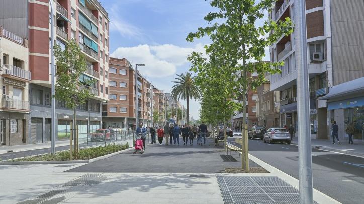Avinguda de la Verge de Montserrat