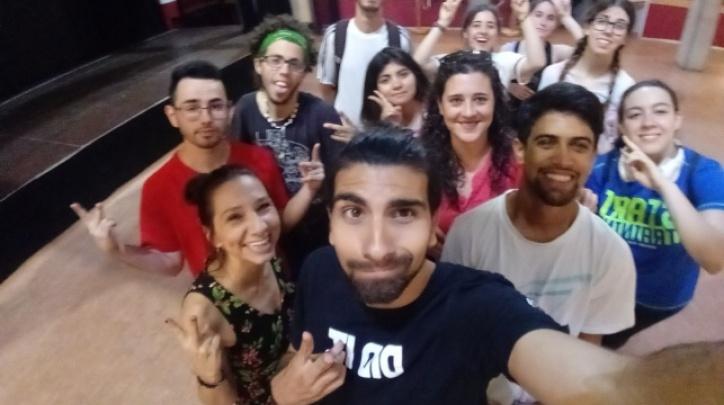 Grups de dansa joves
