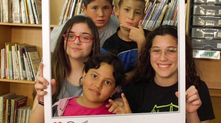 Una de les imatges de la campanya.