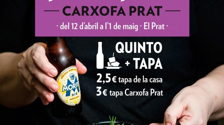 Quinto Tapa Carxofa Prat