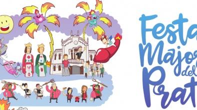 La cultura popular i tradicional serà la protagonista de la Festa Major del Prat 2017