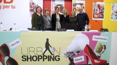 Campanya de promoció conjunta de Gavà, Viladecans, Sant Boi, Castelldefels i El Prat per incentivar les compres de Nadal al propi entorn