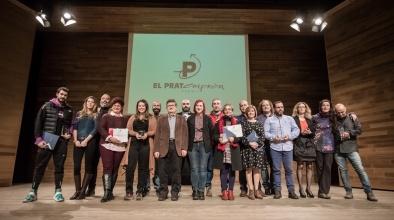 Entrega de premis El Prat Emprèn
