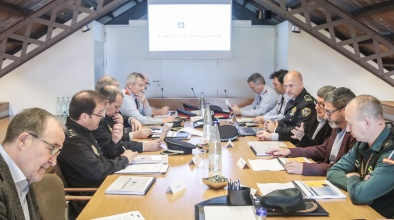 La Junta Local de Seguretat avalua 2017 i estableix objectius de 2018