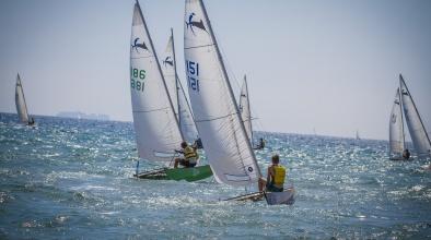 Activitats nàutiques del programa Club Esport Jove