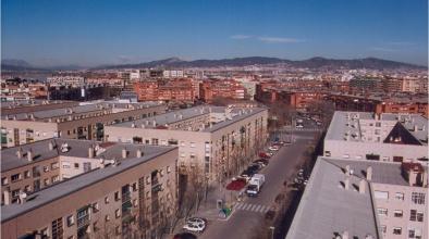 Imatge del barri de Sant Cosme