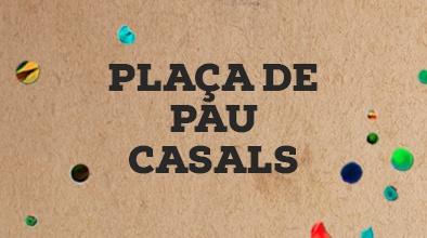 Plaça de Pau Casals