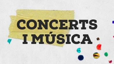 Concerts i música
