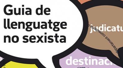Guia de llenguatge no sexista
