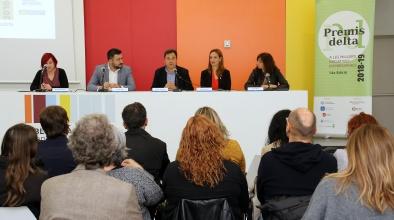 Presentació de la Convocatòria dels Premis Delta a Sant Boi