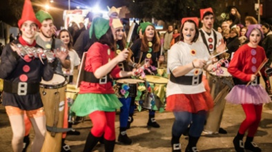 Les AMPA al Carnaval del Prat