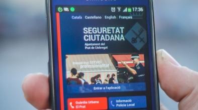 Aplicació Mòbil Seguretat Ciutadana
