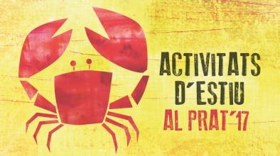 Activitats d'Estiu al Prat'17
