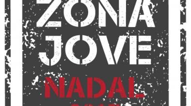 Imatge gràfica de la Zona Jove Nadal, 2017