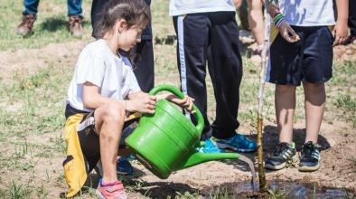 Programa escolar de coneixement de l'agricultura al delta del Llobregat