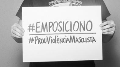 #Ens Posicionem  #ProuViolènciaMasclista