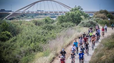 Festa del Riu i de la Bicicleta 2018 (foto d'arxiu)