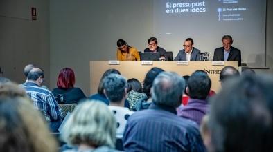 Audiència Pública de presentació del pressupost de 2020