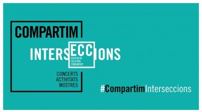 """Cartell de """"Compartim IntersECCions"""""""