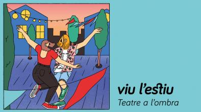 Cartell de Teatre a l'ombra