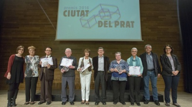 Premis Ciutat del Prat 2016