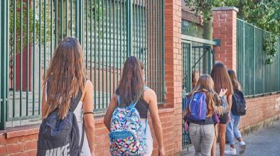 Etapa d'escolarització obligatòria per a nois i noies de 12 a 16 anys.