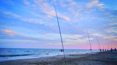 Pesca platja