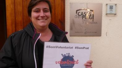 Laura González Aguilar - Voluntària en primera persona del Prat, 2017