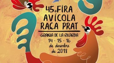 Cartell de la Fira Avícola 2018