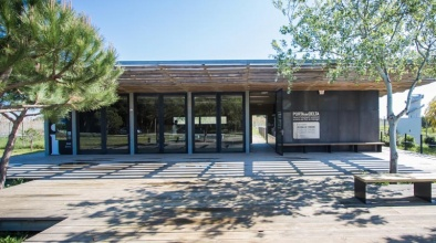 Oficina d'informació turística de Can Camins.