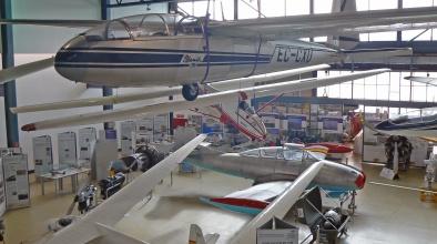 """Centre Cultural Aeronàutic del Prat: exposició """"100 anys d'aviació"""""""