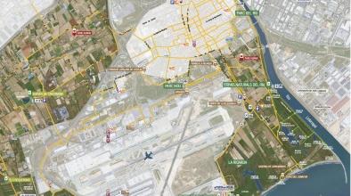 Pla turístic del Prat