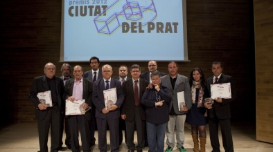 Premis Ciutat del Prat 2012