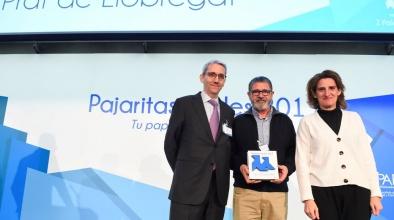 Premis Pajaritas Azules al Prat 2019