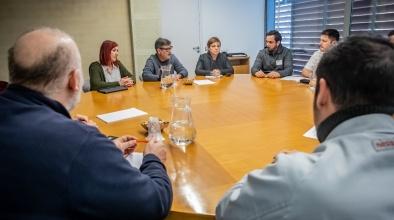 Reunió amb el Comitè d'Empresa de Nissan
