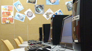 Espai de pràctica lliure (Sala TIC)