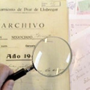 Saber mirar. El Prat i els seus documents 1643-1938