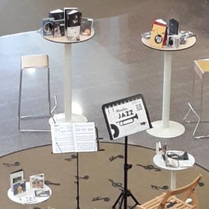 Mostra Jazz Biblioteca