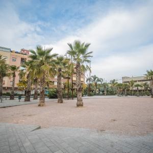 Plaça Blanes del Prat