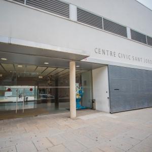 Centre Cívic Sant Jordi - Ribera Baixa