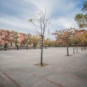 Plaça del Cementiri Vell del Prat