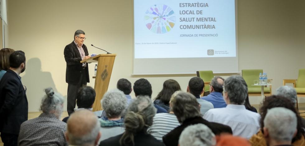 Presentació de l'Estratègia Local Comunitària de Salut Mental
