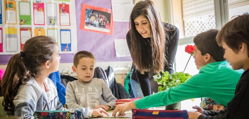 Auxiliars de conversa en anglès dins als centres educatius
