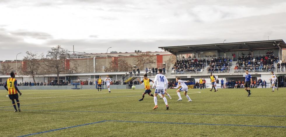 Primera fase del XVI Campionat Nacional sub 18 masculí i el IX Campionat d'Espanya sub 16 al Prat