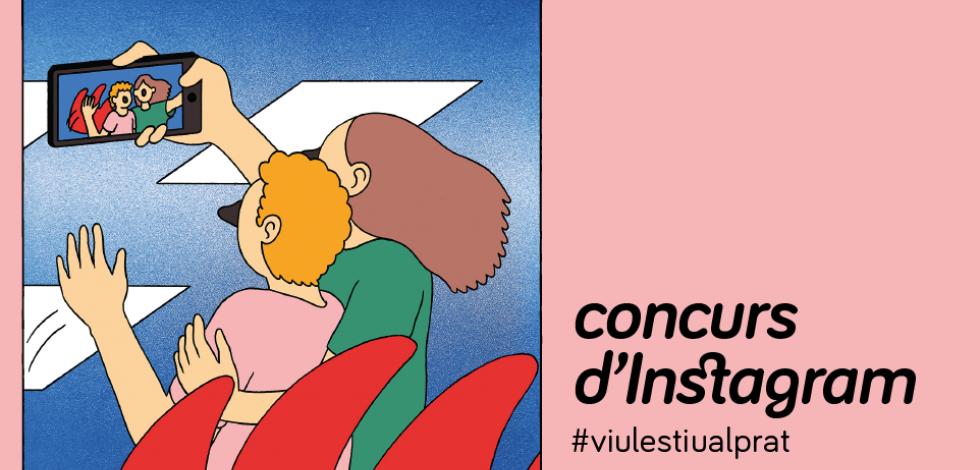 Concurs d'Instagram: viu l'estiu al Prat