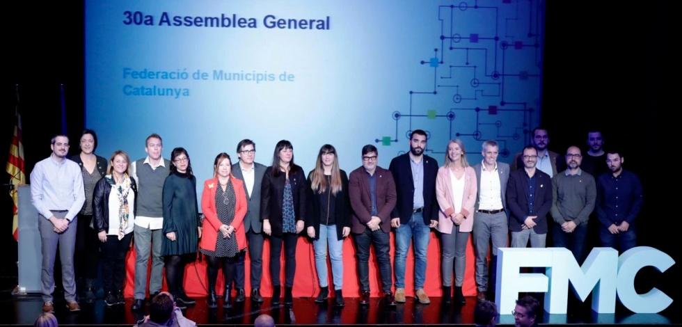 Elecció dels nous òrgans de govern de la FMC a la seva assemblea general (novembre 2019)