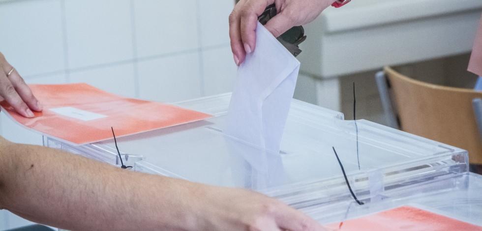Eleccions generals del 28 d'abril de 2019 (imatge d'arxiu)