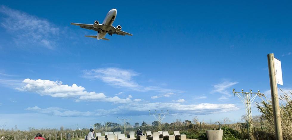 Miradors d'avions, passió per l'spotting