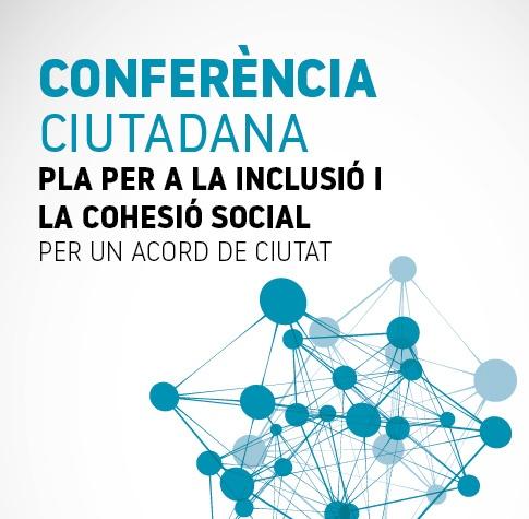 """Imatge gràfica """"Conferència Ciutadana, 2018"""""""