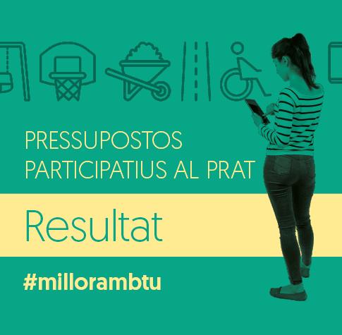 Imatge gràfica dels Presupostos Participatius - resultats 2017 - 2019